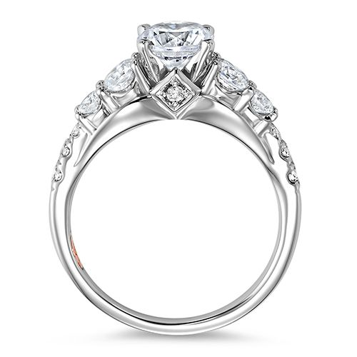 DIAMOND SOLITAIRE ENGAGEMENT RING RG54786