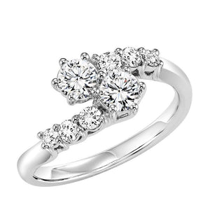 TWOGETHER DIAMOND RING TWO3004/50