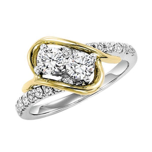 TWOGETHER DIAMOND RING TWO3005/50