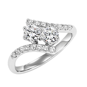 TWOGETHER DIAMOND RING TWO3001/50