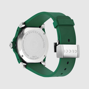 DIVE 40MM RUBBER GREEN TIGER