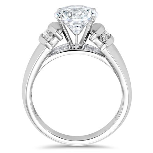 DIAMOND SOLITAIRE ENGAGEMENT RING RG58567
