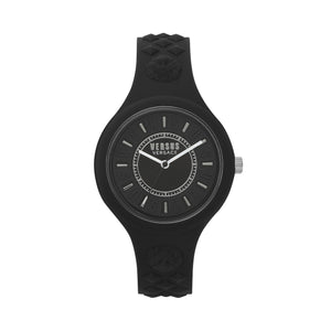 BLACK BI-COLOR FIRE ISLAND WATCH