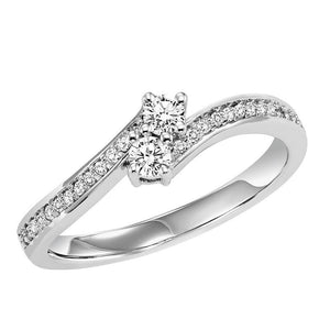 TWOGETHER DIAMOND RING TWO3003/50