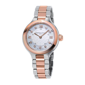 HOROLOGICAL SMARTWATCH LADIES FC-281WHD3ER2B