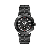 V-RACE SPORT BLACK DIAL WATCH - XSJewelers