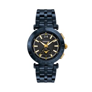 V-RACE SPORT BLUE DIAL WATCH - XSJewelers