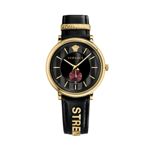 BLACK MANIFESTO STRENGTH WATCH - XSJewelers