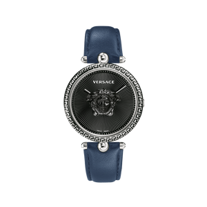 BLUE/BLACK PALAZZO EMPIRE WATCH