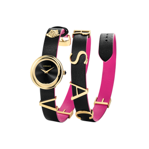BLACK PINK V-FLARE WATCH