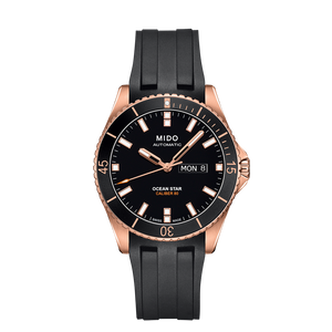 RUBBER OCEAN STAR AUTO BLACK ROSE - XSJewelers