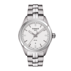 LADY STEEL PR 100 WHITE FACE - XSJewelers