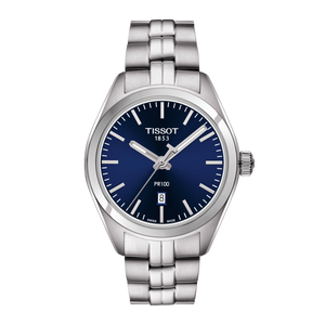 LADY STEEL PR 100 BLUE FACE - XSJewelers