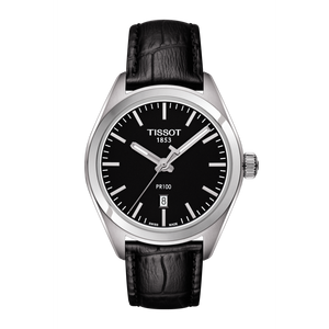 LADY LEATHER PR 100 BLACK FACE - XSJewelers