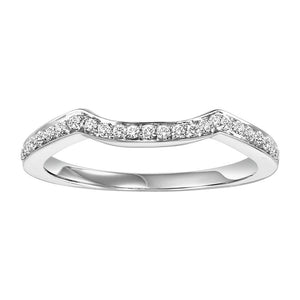 REGAL COLLECTION: DIAMOND HALO WEDDING SET WB5832E/W