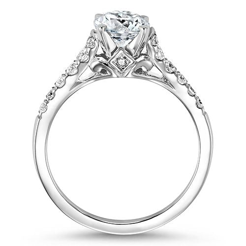 DIAMOND SOLITAIRE ENGAGEMENT RING RG58525
