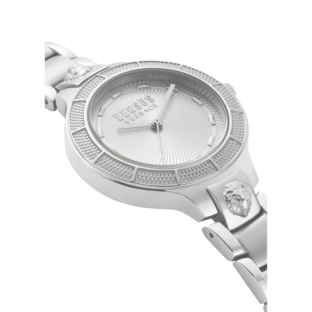 SILVER CLAREMONT WATCH