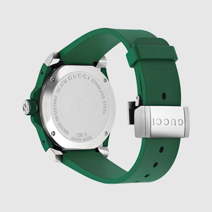 DIVE 40MM RUBBER GREEN