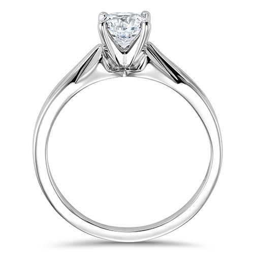 DIAMOND SOLITAIRE ENGAGEMENT RING RG58564