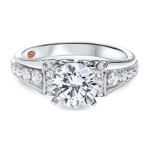 DIAMOND SOLITAIRE ENGAGEMENT RING RG58516