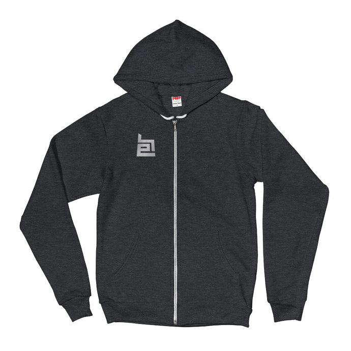 Exemplify Zip Hoody - TeamByExample