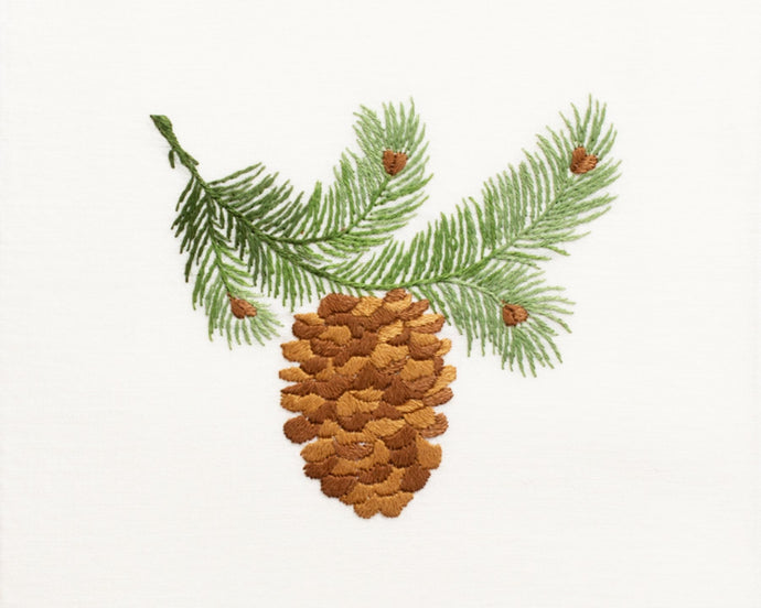 Pinecone Bough