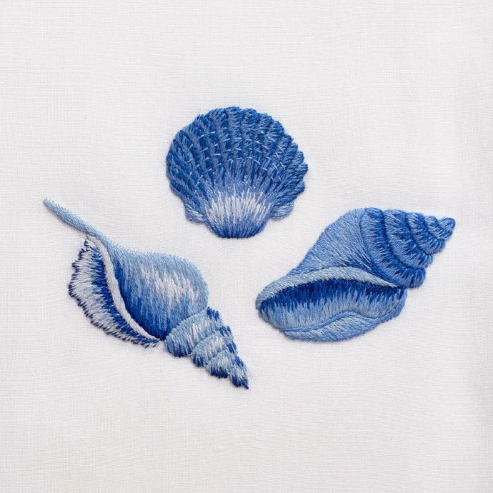 Shell Set Indigo