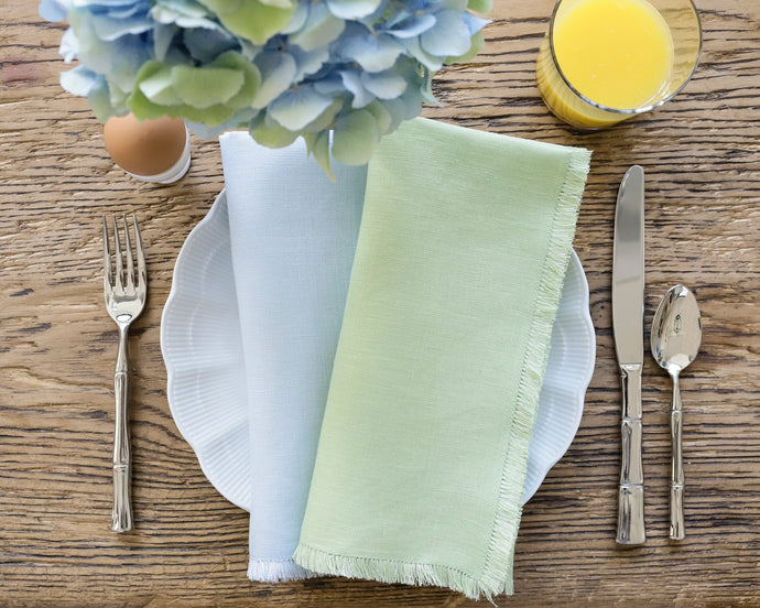 Doppio Table Linens