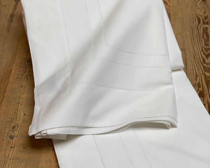Triple Hemstitch Percale