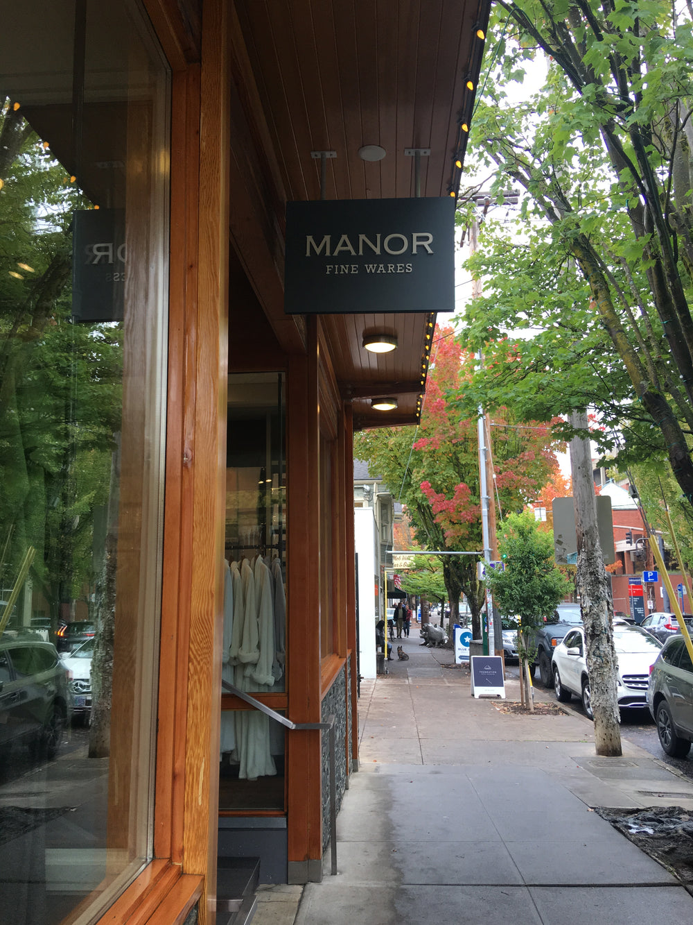 Manor Fine Wares