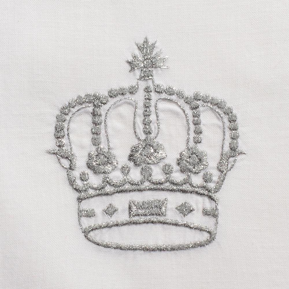 Crown Silver | Guest Towel