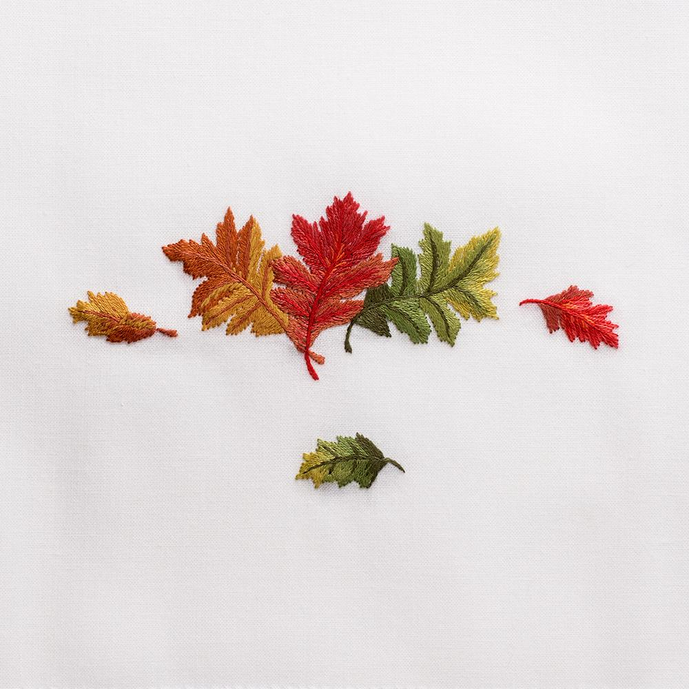Fall Leaves | Dinner Napkin