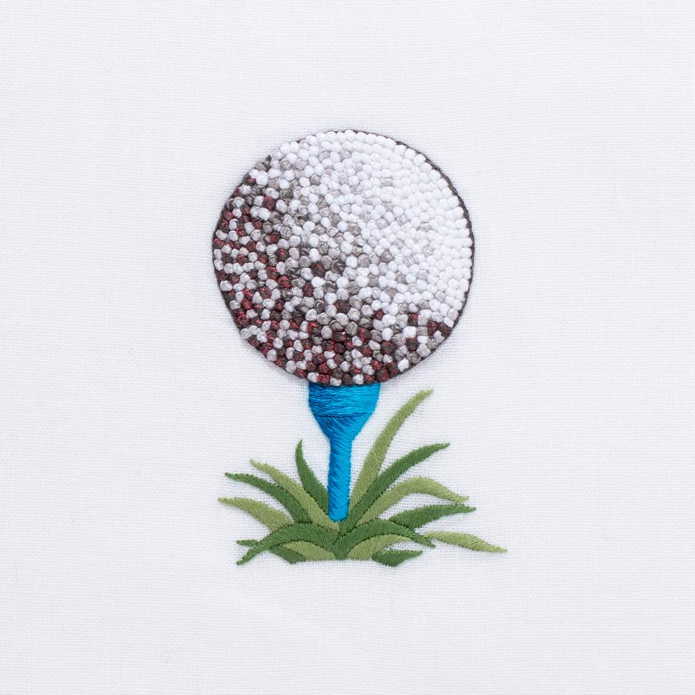 Golf Ball | Guest Towel