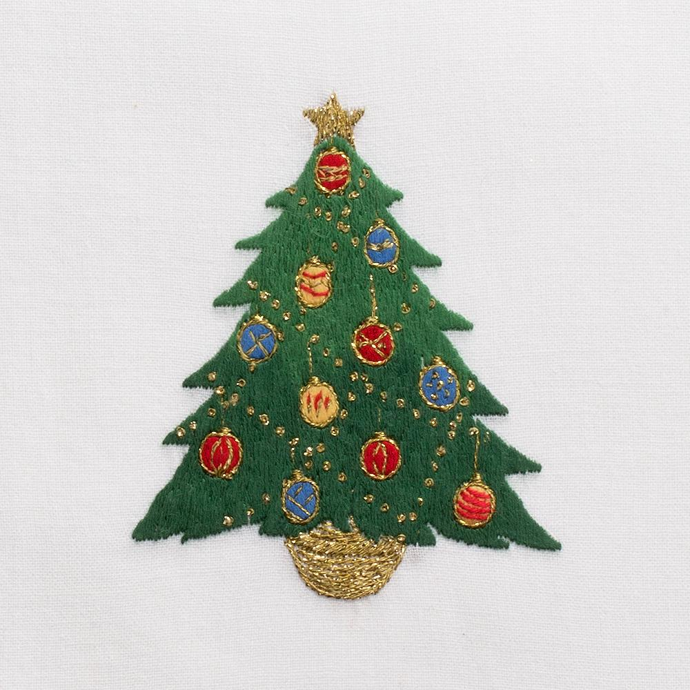 Ornament Tree | Dinner Napkin