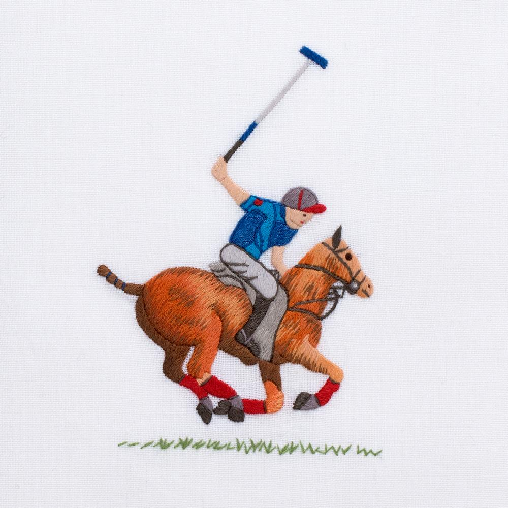 Polo Player | Guest Towel