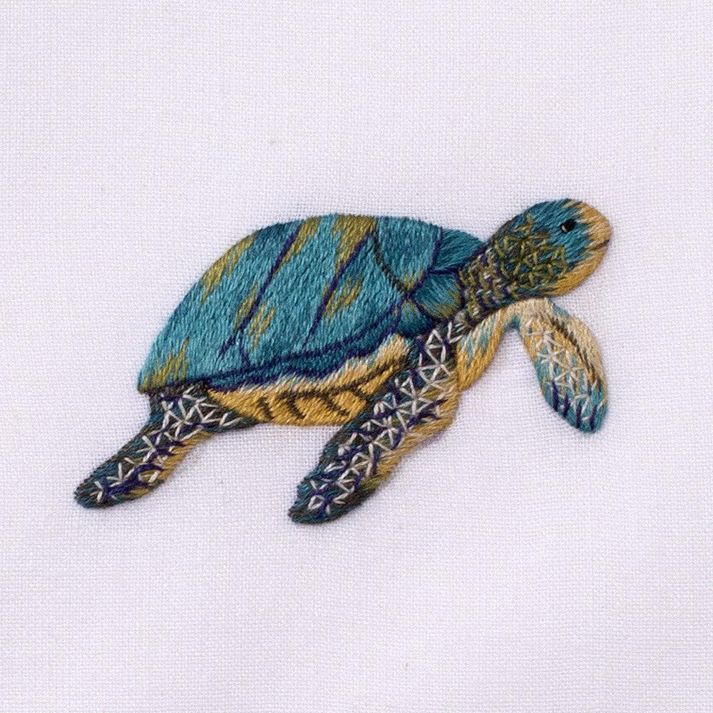 Sea Turtle | Guest Towel