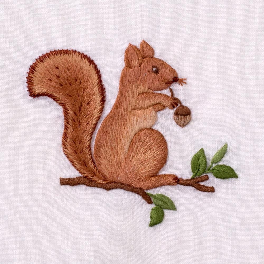 Squirrel | Guest Towel