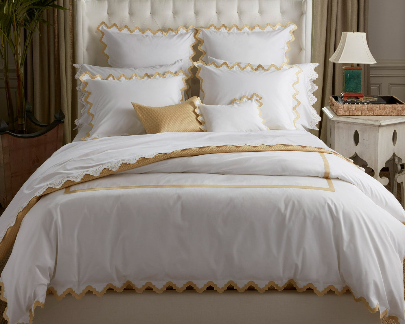 Aziza | Boudoir Pillow Sham