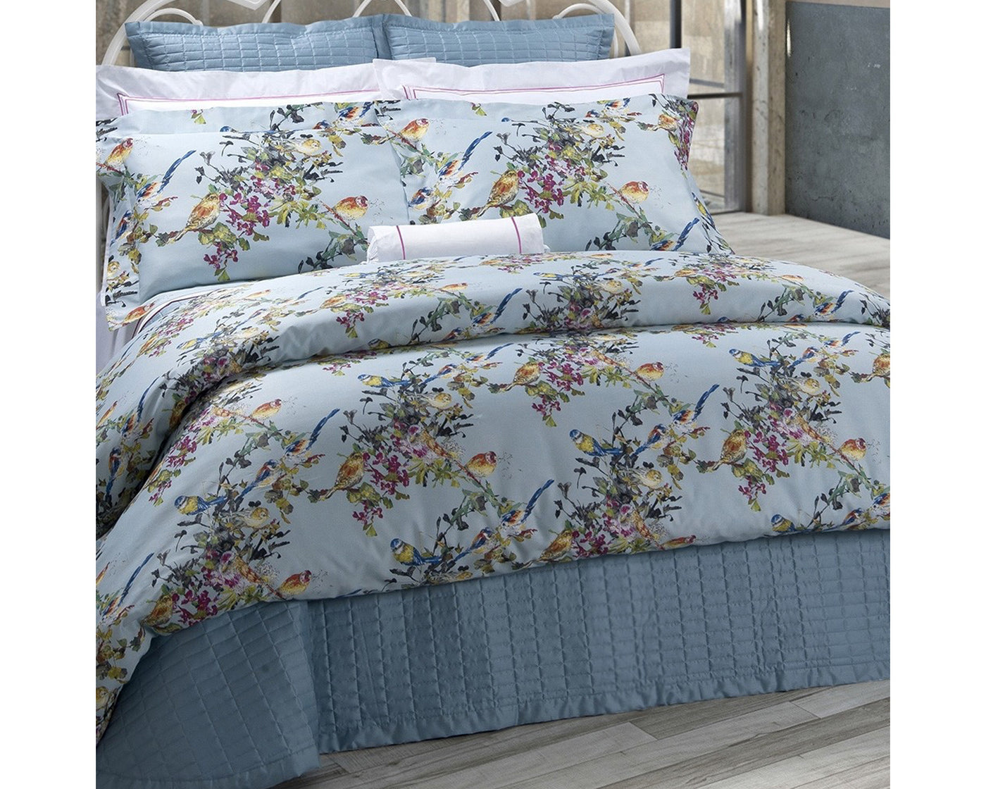 Birds | Boudoir Pillow Sham
