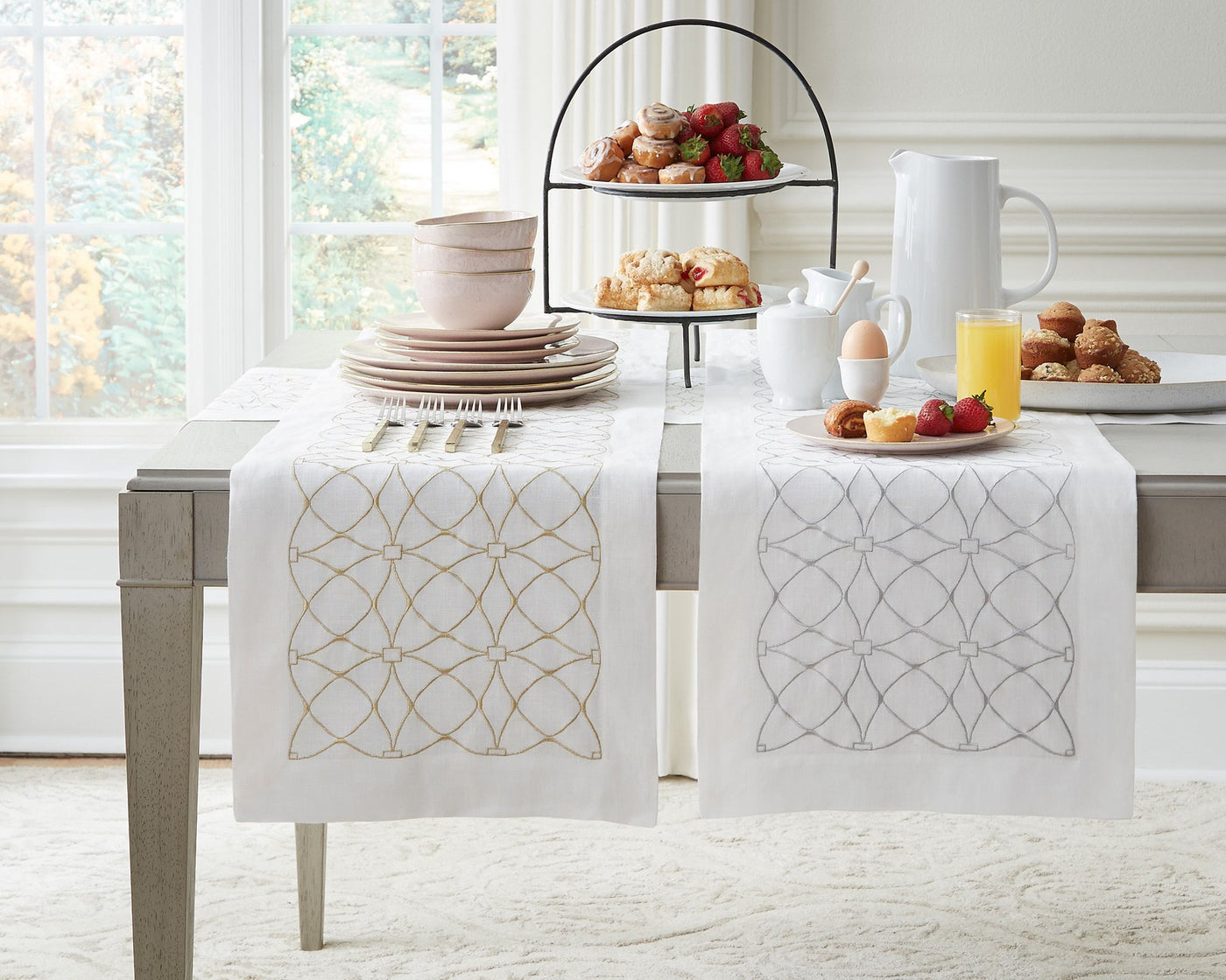 Dutchess Table Linens | Runner