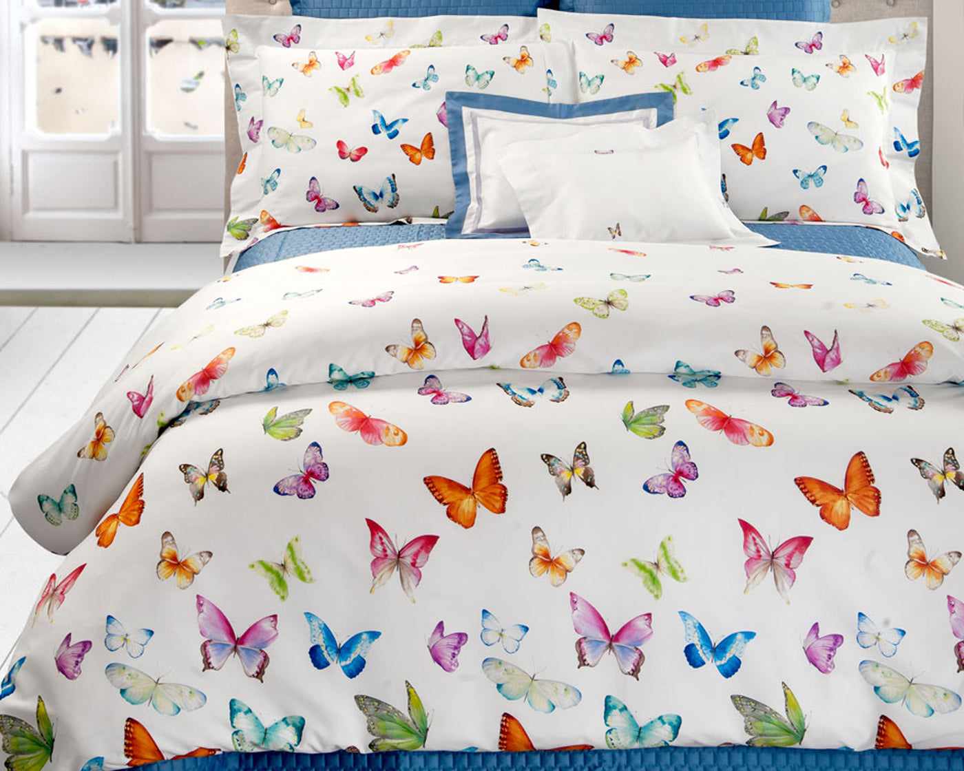 Farfalle | Fitted Sheet