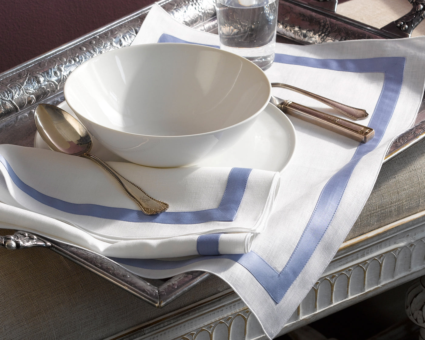Lowell Table Linens | Placemat, Set of 4