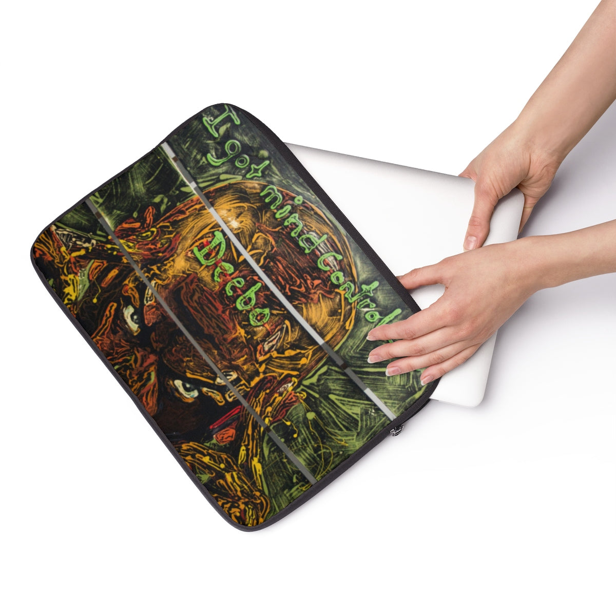 (Mind Control) Laptop Sleeve