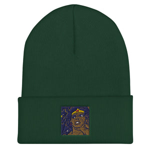 Nubia Wonder Woman Cuffed Beanie