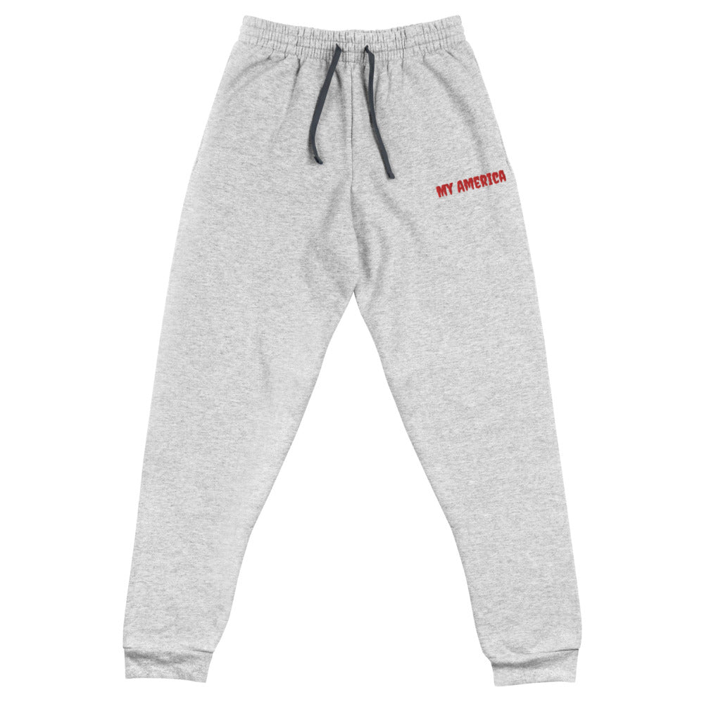 ( RED) Unisex Joggers