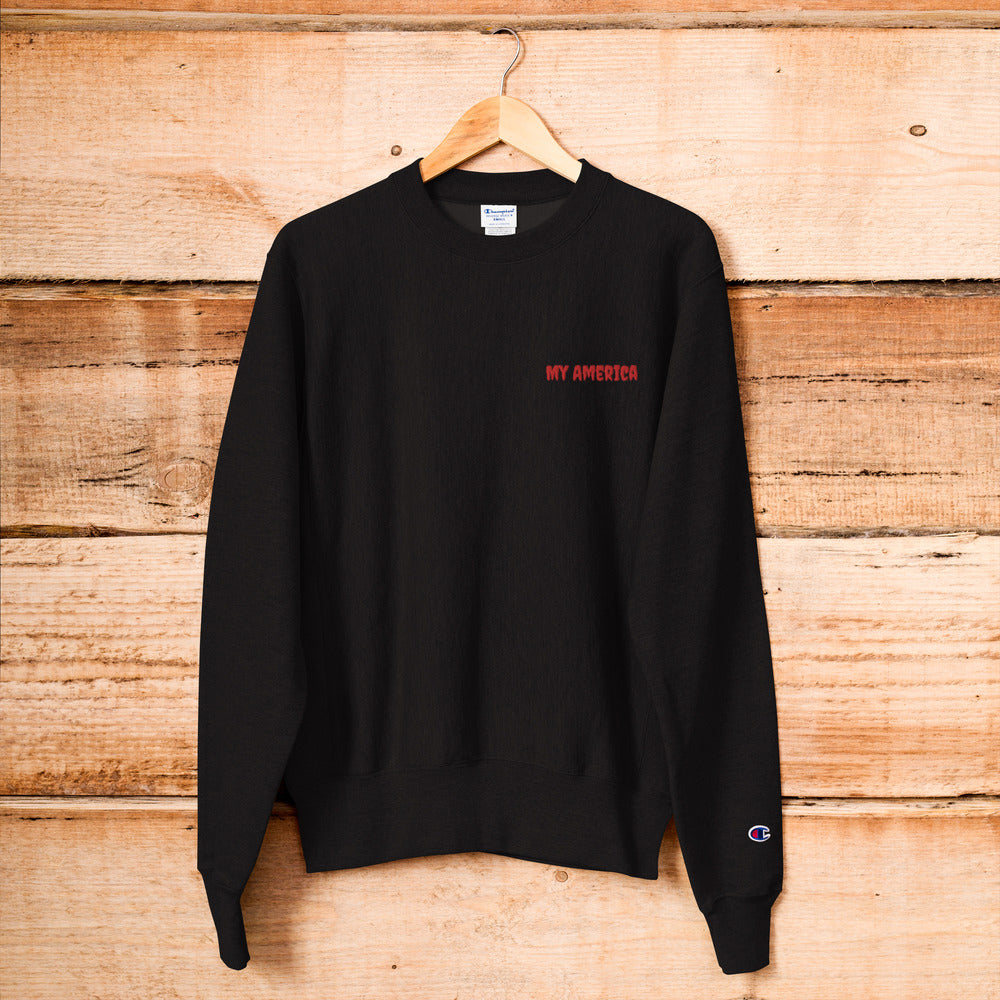 Champion (My America Label Sweatshirt)
