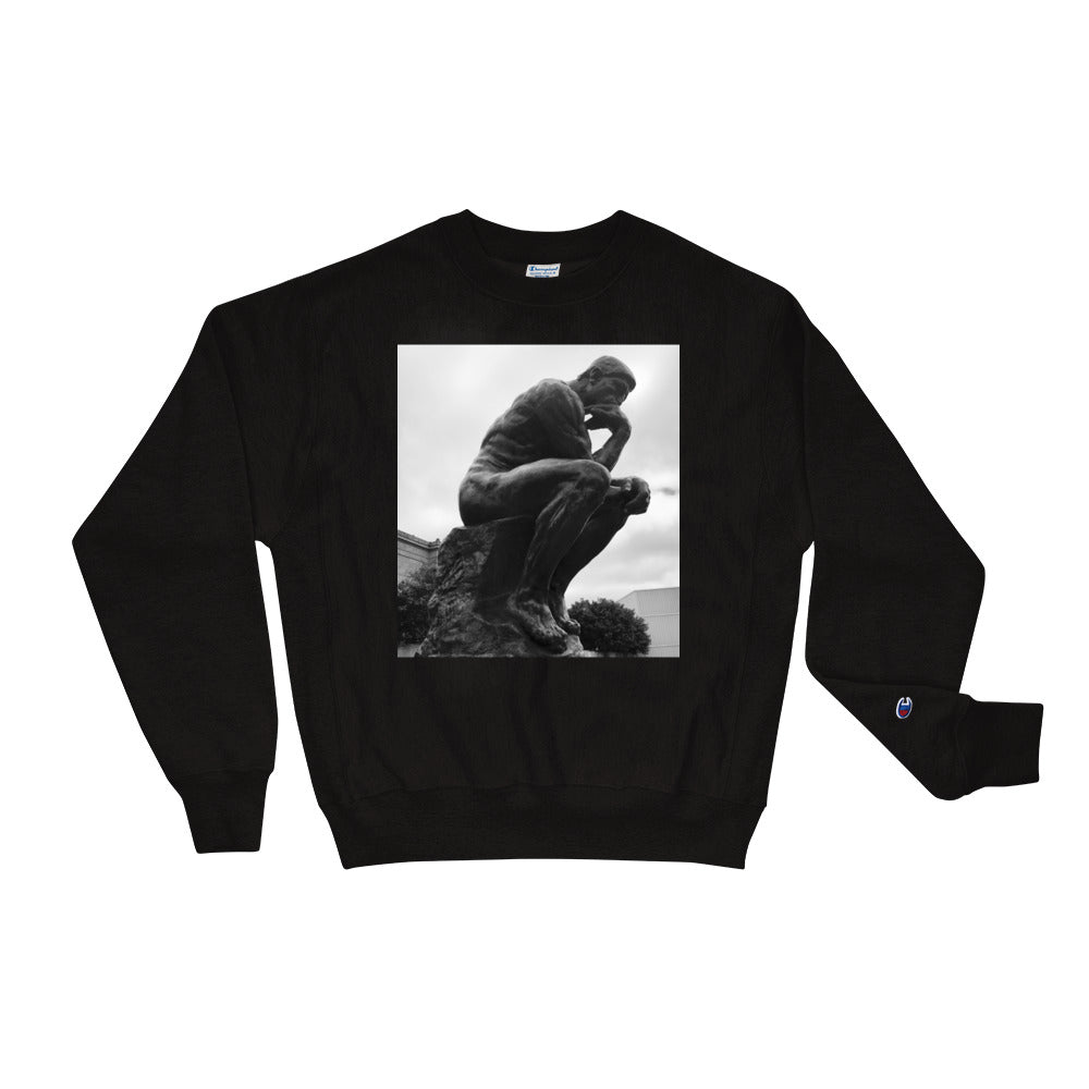 Champion ( THE THINKER) Sweatshirt