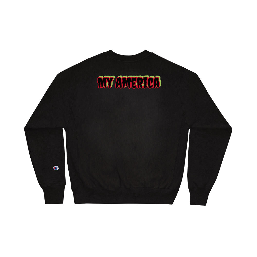 Mind Control (Champion Sweatshirt)