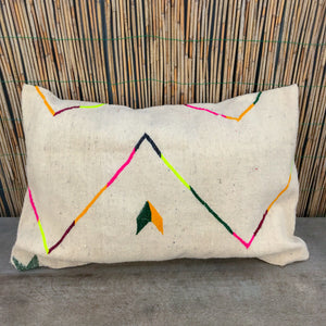 Cesar Wool Lounge Pillow