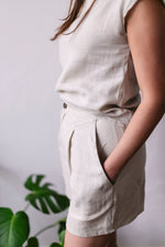 LUARCA SHORT sand (one left - a size XS)